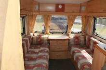 4/5 Berth Bailey Pageant Bordauex Caravan Samsonvale Pine Rivers Area Preview