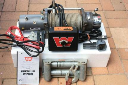 Winch, WARN CE XD9000 Narre Warren Casey Area Preview