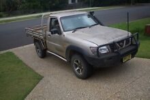 2000 Nissan Patrol Ute PROJECT ROLLING CHASSIS coil cab Mullumbimby Byron Area Preview