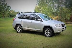 2007 Toyota RAV4 Wagon Mount Burrell Tweed Heads Area Preview