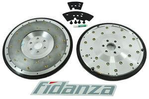FIDANZA LIGHTWEIGHT ALUMINUM FLYWHEEL 86-95 FORD MUSTANG GT LX COBRA SVT 5.0L V8