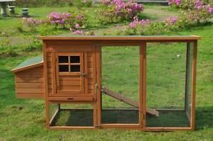 Chicken chook hen house pen Coop Coops Rabbit hutch(WP006) Maddington Gosnells Area Preview