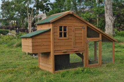Chicken chook hen house pen Coop/Coops Rabbit hutch (WP-002S) Maddington Gosnells Area Preview