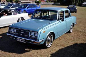 1969 TOYOTA Corona RT40 Woolloongabba Brisbane South West Preview