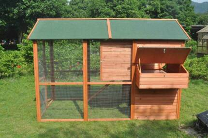 Large Walk in Chicken Chook Hen House Coop / Coops (WP001M)