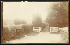 Micheldever-Station-The-Warren-from-Railway-Bridge-by-Mallett-Sons