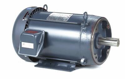 Marathon Electric Motor Gt1218a 10 Hp 3600 Rpm 3ph 230460 Volt 215tc Frame