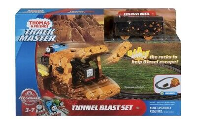 Thomas And Friends Track Master Tunnel Blast Set New Free Shipping