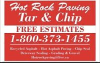 Tar and chip experts