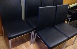 Dining Chairs x6 Greensborough Banyule Area Preview