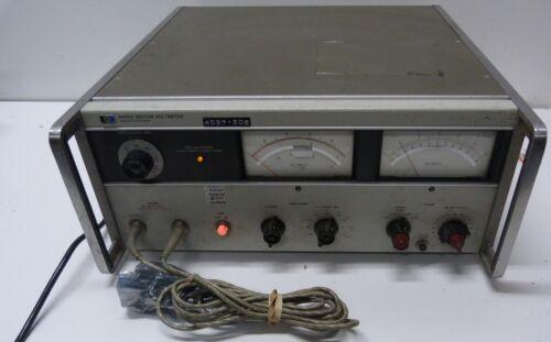 HP Agilent  8405A Vector Voltmeter