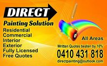 DIRECT PAINTING SOLUTION Parramatta Parramatta Area Preview