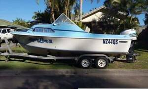 Cruise craft 21ft halfcab Tewantin Noosa Area Preview