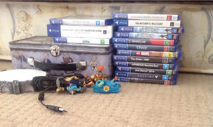 Sky landers swap force and characters ps4 Wavell Heights Brisbane North East Preview
