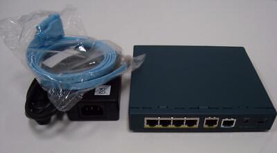 Cisco PIX-501-BUN-K9 Firewall VPN 10 3DES/AES Bundle with Power Adapter, ()