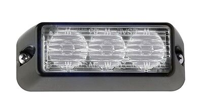 Whelen Tir3 Clear 3 Led Brand New From Master Distributor Clear Warranty