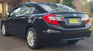 2012 HONDA CIVIC VTI-L SEDAN AUTOMATIC Parramatta Parramatta Area Preview