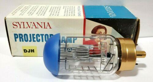 1 NOS Sylvania DJH ( DEK DFW DHN DAH ) Projection Lamp Bulb 500W 120V 200 Hours