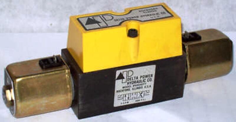 Delta Hydraulic Directional Control Valve 85004058