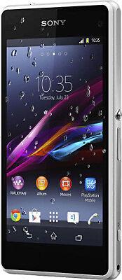 Sony Xperia Z1 Compact Weiß