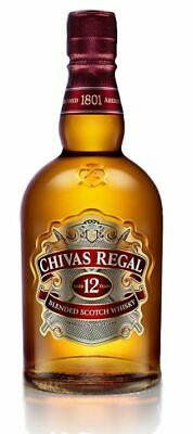 Chivas Regal 12 Jahre - 1 Liter Flasche | Whisky