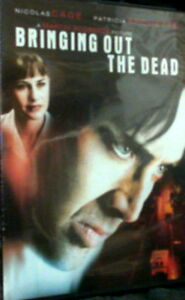 Martin SCORSESE's Bringing Out the Dead (1999) Nicolas Cage John Goodman SEALED