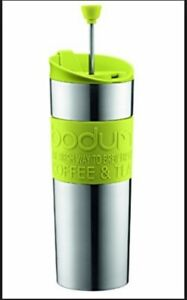 bodum french press stainless steel