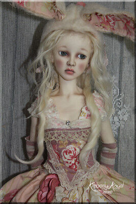 NEW Dollstown Discontinued Seola SD13 BJD Doll Head Face Up by Kimberly Angel