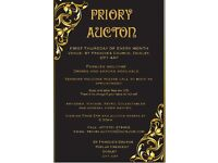 Priory Auction, Dudley West Midlands