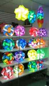 Brand New Puzzle Light or Lantern