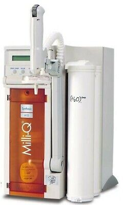 Millipore Milli-q Synthesis A10 Water Purification System 120v