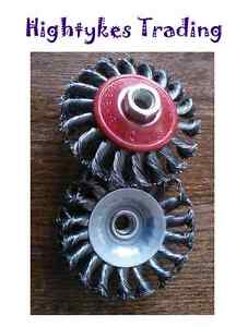 2-x-4-TWIST-KNOT-SEMI-FLAT-WIRE-WHEEL-115MM-ANGLE-GRINDER-grinding-rust-removal