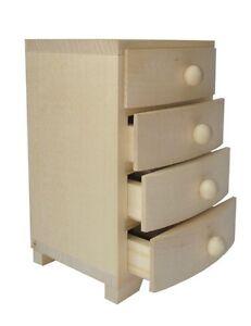 PLAIN-WOODEN-BOX-4-DRAWERS-DECOUPAGE-19x10-5x12-5cm-4S