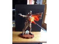 Battlefield 1 Statue, patch and poster, NO GAME, £55 or nearest offer