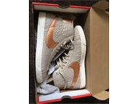 Brand new Nike lady's uk 5.5 blazer mid leather prime