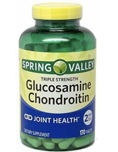 Spring Valley Glucosamine Chondroitin Joint Triple Strength