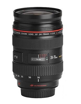New Canon 24-70mm F2.8 L USM FE Lens