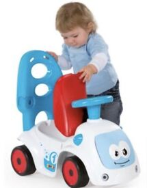 Smoby Maestro Ride-On - Blue