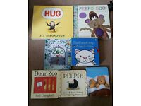 Bundle of 8 popular children's books - job lot £20