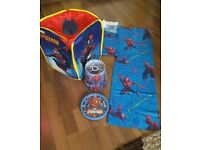 KIDS BEDROOM SET SPIDERMAN - MARVEL