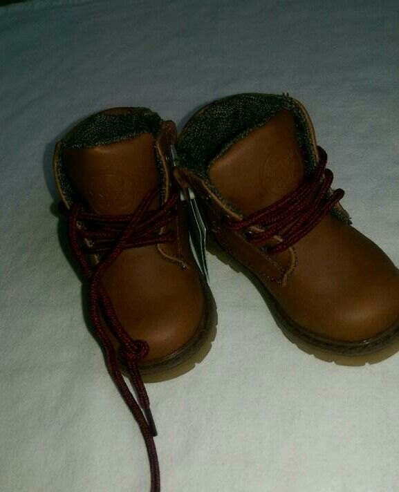 ZARA winter baby boy shoes NEW size 19