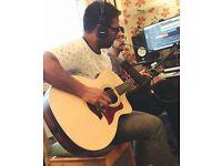 Acoustic Guitar Lessons - Beginners/Intermediate £25/hr (East London) - Dagenham/Barking
