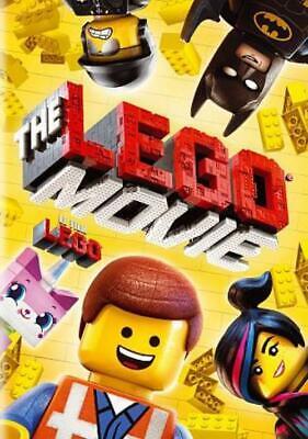 LEGO MOVIE NEW DVD