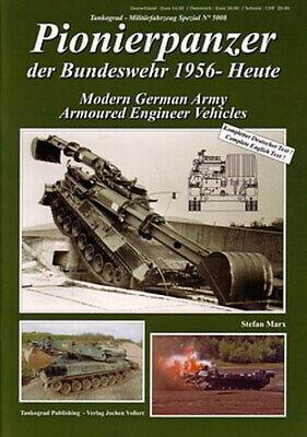 Tankograd 5008: Pionierpanzer der Bundeswehr 1956 bis heute (Modellbau/Fotos)