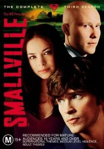 SMALLVILLE-TV-Series-SEASON-3-NEW-SEALED-R4-DVD