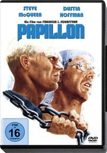 PAPILLON-Dustin-Hoffman-STEVE-McQUEEN-Franklin-J-Schaffner-DVD-nuevo
