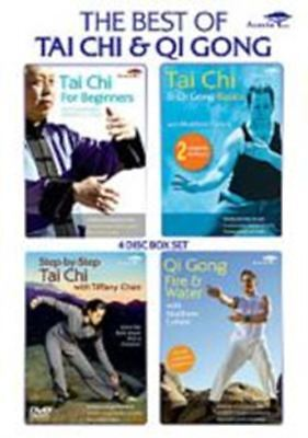 The Best of Tai Chi & and Qi Gong New DVD Region 4