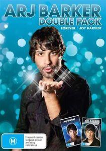 Arj Barker (DVD, 2013, 2-Disc Set), NEW REGION 4 Unsealed