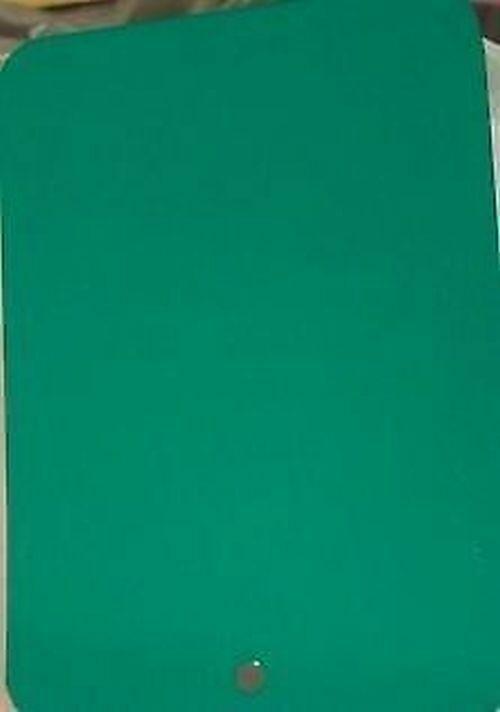 1967-1971 Skiroule Green Vintage Snowmobile Paint Quart