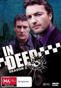 In Deep : Season 2 (DVD, 2008, 4-Disc Set)-REGION 4-Brand new-Free postage